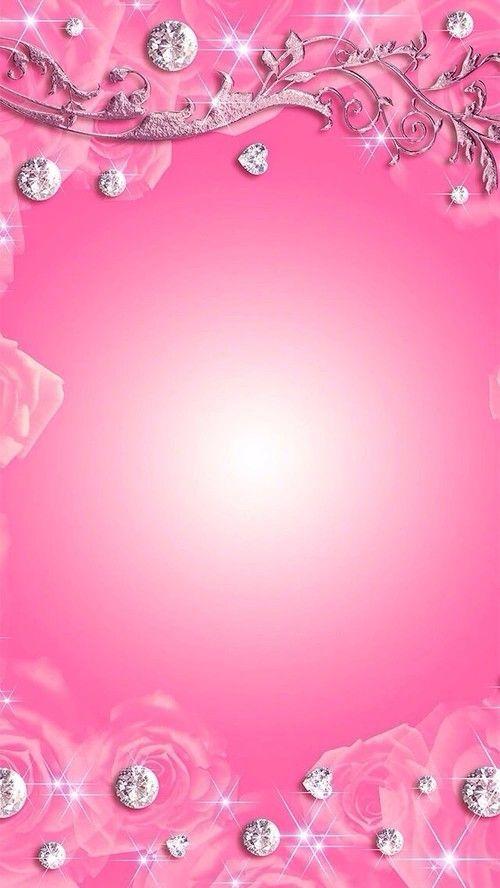 9 Of Elegant Pink Wallpaper Phone 2k Phone Wallpaper Pink Bling Wallpaper Pretty Wallpapers