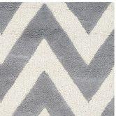 Gefunden bei Wayfair.de - Teppich Wilson in Silber / Elfenbein