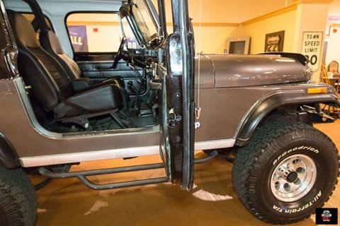 1986 Jeep Cj 7 For Sale In Orlando Fl With Images Jeep Cj