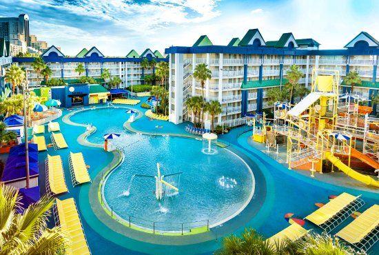Now 71 Was 1 4 7 On Tripadvisor Holiday Inn Resort Orlando