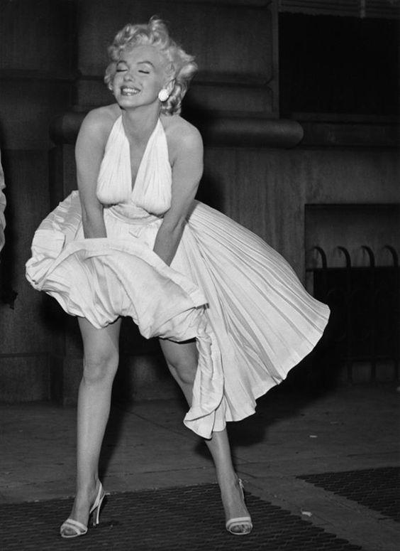 Marilyn monroe, Scene and Set of on Pinterest