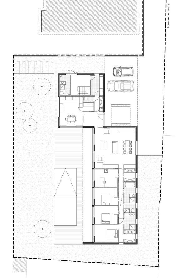 Boa maisons m plan maisons pinterest for Plan maison positive