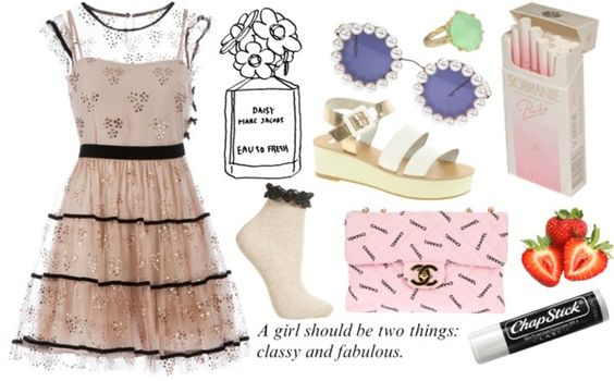 """Keep it Classy"" by queen-kc ❤ liked on Polyvore"