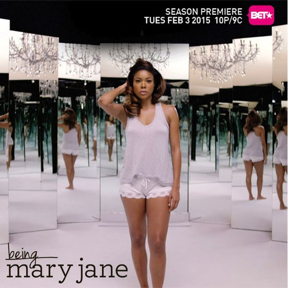 'Being Mary Jane' Season 2 TEASER REVEALED, Mary Jane Completely ALONE in New Season? FIRST LOOK, Who's News Anchor's New Love Interest? [WATCH] : The Eye : Fashion & Style: