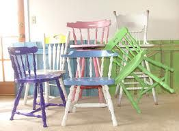 pastel Stühle