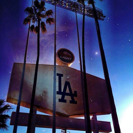 I spent some magical nights at the magic castle with someone who means so much to me. I'll always be a dodger fan now, always.