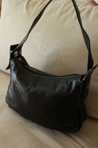 Lavanda Italian Genuine Leather Shoulder Bag | eBay
