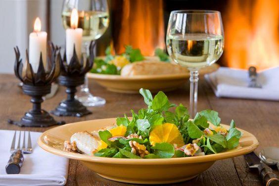 Orange-Watercress Salad with Walnuts, Sweet Onions and Radishes ...
