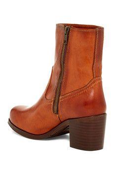 Frye Kendall Zip Short Boot
