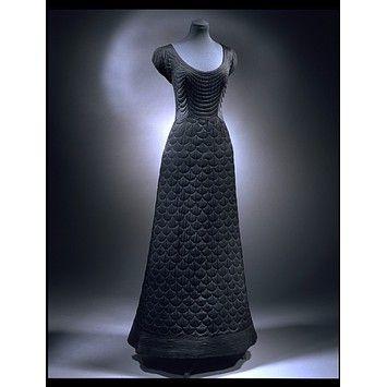 Evening Dress by Matilda Etches, 1947.