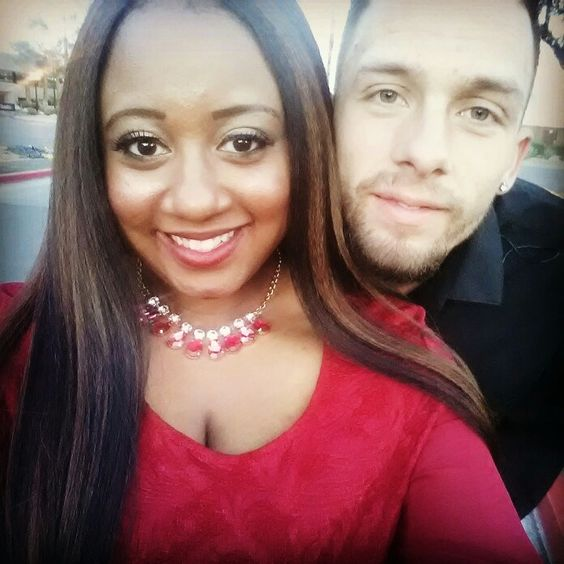 My boyfriend Ryan. Im proud of who we are as a couple. Race has never been an issue. #interracial #love #bwwm #couple