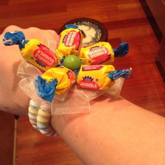 Candy Corsage