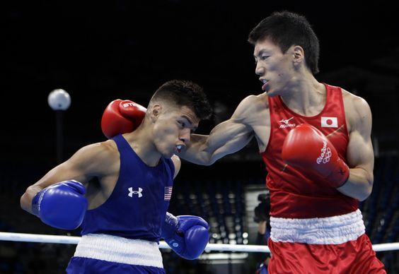 【リオ五輪】ボクシング ライト級の成松大介が2回戦敗退