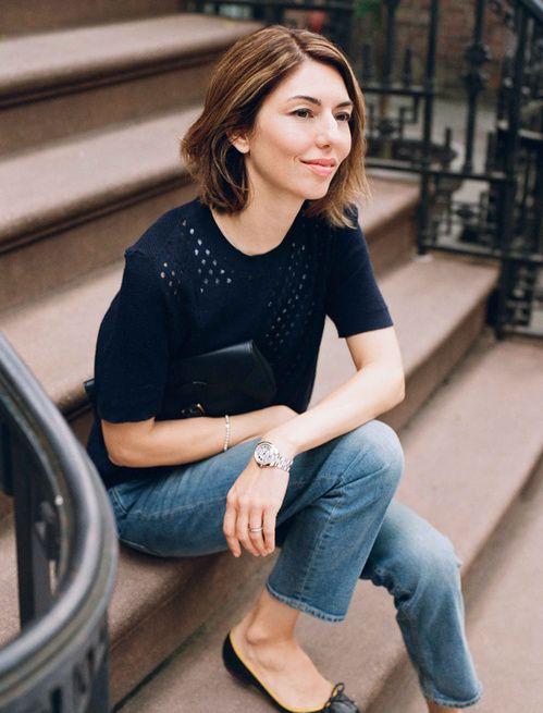 Breaking news : Sofia Coppola rejoint les rangs des amies de la maison Cartier
