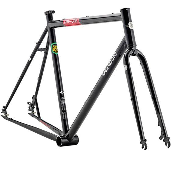 Genesis Day One 853 Reynolds All Terrain Bike Hoppel