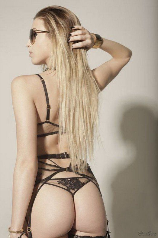 Blonde flame