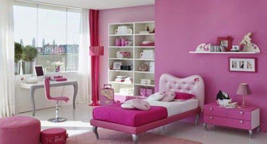 decoracao de quarto de menina