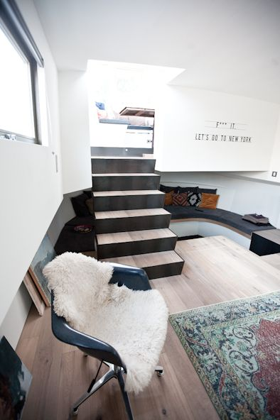 houseboat interior amsterdam