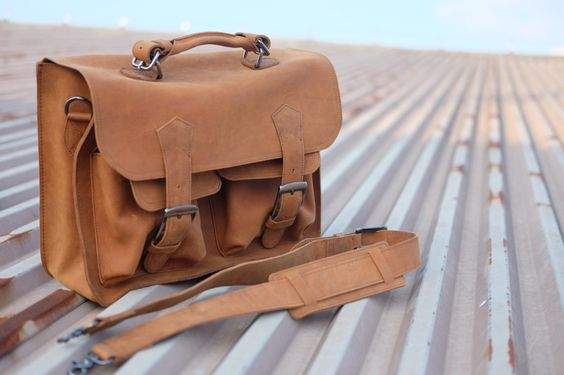 Brief Case leather