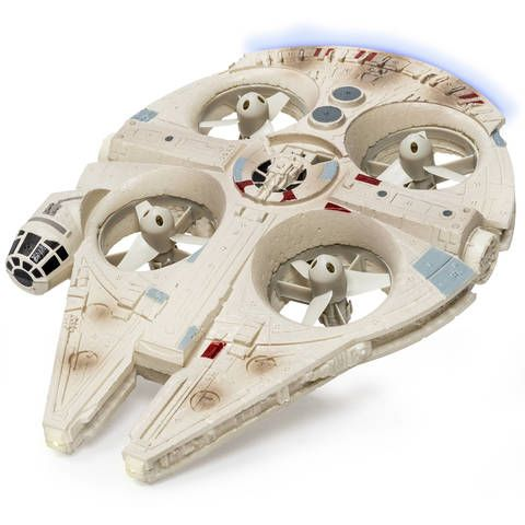 Fly The Millennium Falcon!