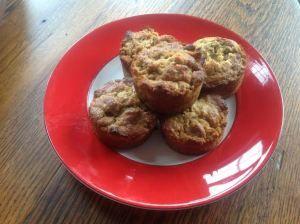 Easy Vegan & Gluten-Free Banana Walnut Muffins