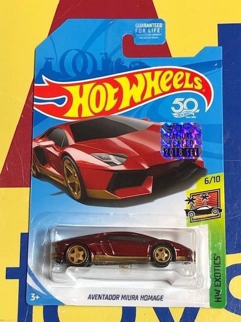 Diecast And Toy Vehicles 222 Hot Wheels 2018 Factory