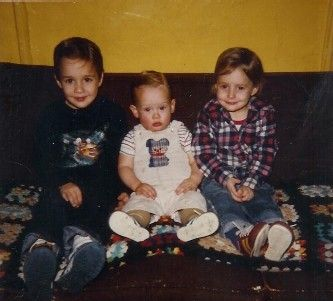Shane, Macauley and Dakota Culkin (left to right). Photo ...