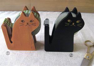 Cat Tape Dispenser - Washi Tape