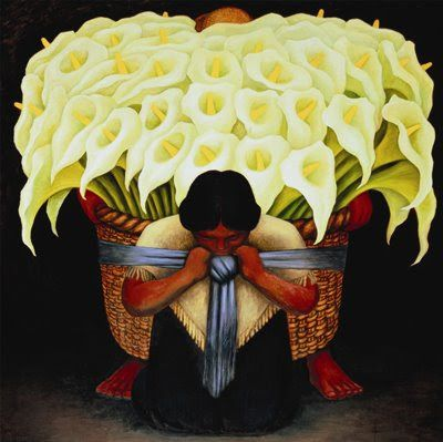 Consider the lilies.  Such a beautiful painting and wonderful message.