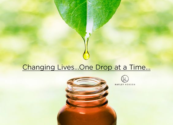 I've said it before and I'll say it again. Essential oils have changed my life. I use them to support my family and my own health, I have shared them with my friends and I have created a business from them.  They have allowed me to travel the world and create new friends in literally every state in the US and friends all across the world.  It has allowed me to impact the lives of so many people through charities and with working with them.   www.hayleyhobson.com