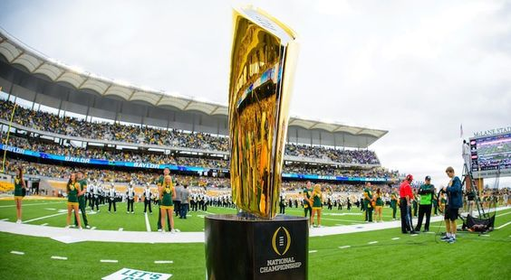 College Football Playoffs Dates Moved In Upcoming Seasons - 7/16