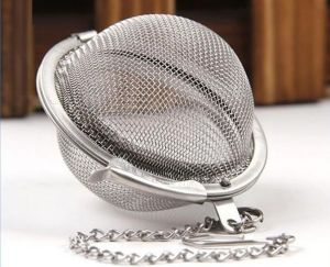 100pc Hot Stainless Steel Tea Pot Infuser Sphere Mesh Tea Strainer Ball free shipping. DESCRIPTION: Material:Food Grade 304 Stainless Steel. Weight:15G. Color:As the picture. Package:Opp Bag.:
