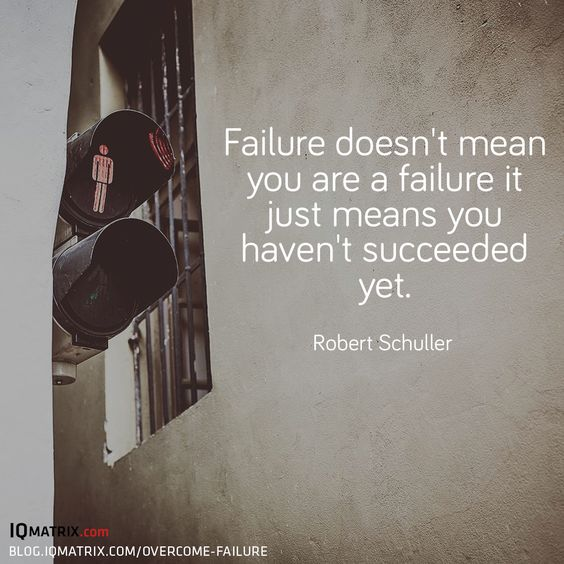 Overcoming Failure Quotes: Pinterest • The World's Catalog Of Ideas