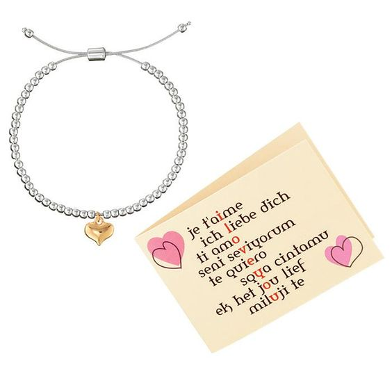 Image result for avon filled with love necklace with card