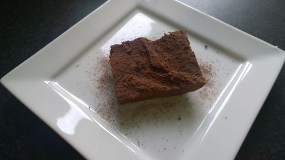 Sweet Potato Brownie - healthy treat