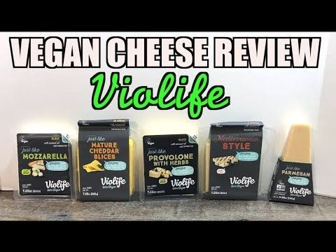 Tasting 5 Vegan Cheeses How They Melt Stretch Taste Violife Vegan Cheese Cheese Tasting Why Vegan