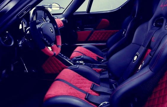 Car Interior Design Ideas   | Car Interior Design, Car Interiors And Cars