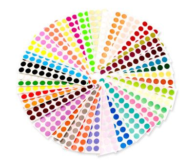 """The 38 Collection™ - 1/4"""" Dot Kit: 1140/Pack"""