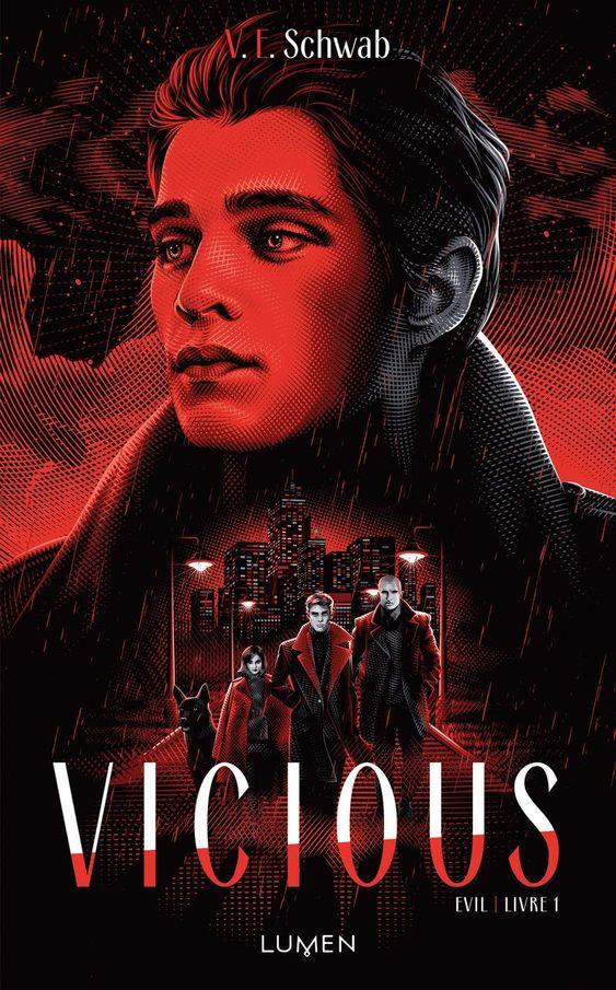 Vicious - Editions Lumen