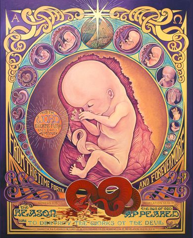 Incarnation Cards | ABORTION ABOLITION RESOURCES: