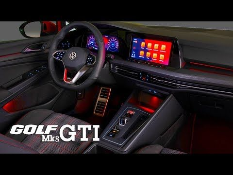 2021 Volkswagen Golf Gti Headlights Taillights And Interior Design Youtube Volkswagen Gti Golf Gti Volkswagen Golf Gti