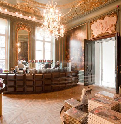 The Chocolate Line shop in Antwerp   Source: http://www.thechocolateline.be/the_chocolate_line_antwerpen.asp?taal=en