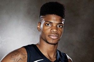 Print your high top fade and post your pics. Show Nerlens we want him in the Dome!