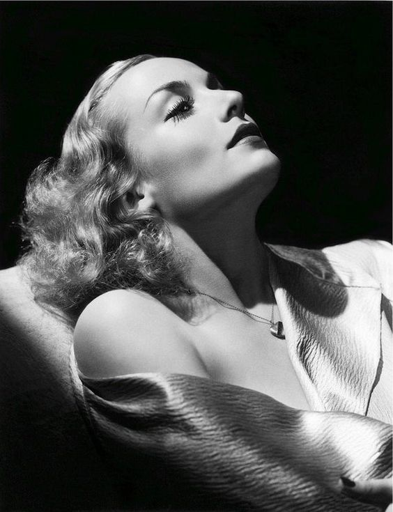 We have been collecting prints for several years. These represent the glamour and style of the early years of the 20th Century. Stunning headshot of Hollywood star Carole Lombard photographed by George Hurrell. The copies that you are buying have been painstakingly retouched and restored to as