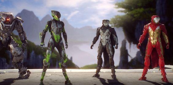 Bioware- Anthem