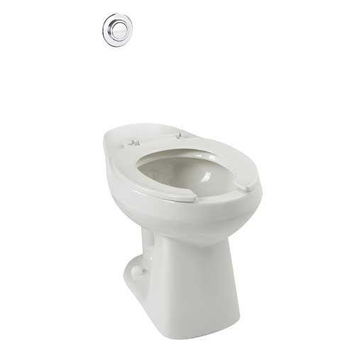 ADRIATIC™ ADA TOILET - (17 1/4 inches tall) commercial