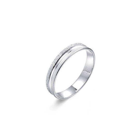 Promessa 950鉑金戒指 | 周生生(Chow Sang Sang Jewellery)官方網上珠寶店