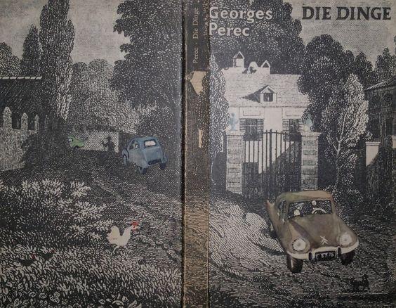 Georges Perec, Die Dinge