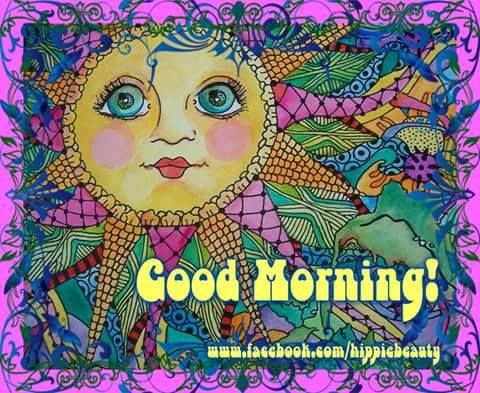 A Groovy Good Morning to YOU!