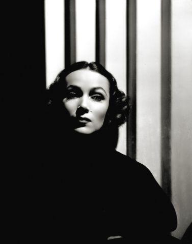 Dolores del Rio, 1937.